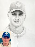 Портрет олівцем по фотографії. Замовити портрет олівцем на папері_19