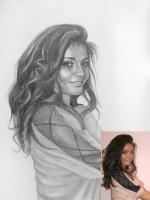 Портрет олівцем по фотографії. Замовити портрет олівцем на папері_34