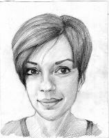 Портрет олівцем по фотографії. Замовити портрет олівцем на папері_45