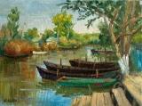 Пейзажний живопис. Картини з пейзажем купити. Пейзаж._3
