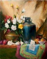 Painting still life_19