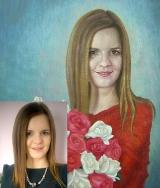 Portrait oil on canvas_10