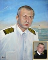 Portrait oil on canvas_26
