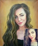 Portrait oil on canvas_2