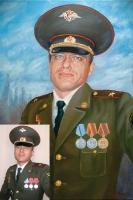 Portrait oil on canvas_31