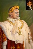 Portrait oil on canvas_32