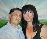 Portrait oil on canvas_42