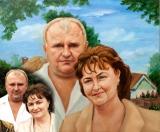 Portrait oil on canvas_47