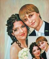 Portrait oil on canvas_49