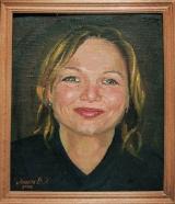 Portrait oil on canvas_6